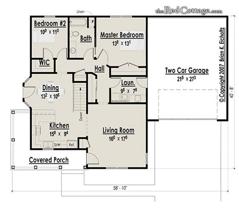 2 bedroom cottage house plans high quality small 2 bedroom house plans 8 small two bedroom cottage floor plans smalltowndjs