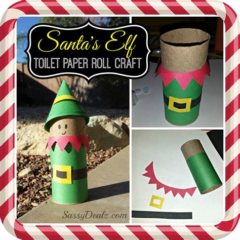 santa toilet paper roll craft santa ideas craft for using tp roll news