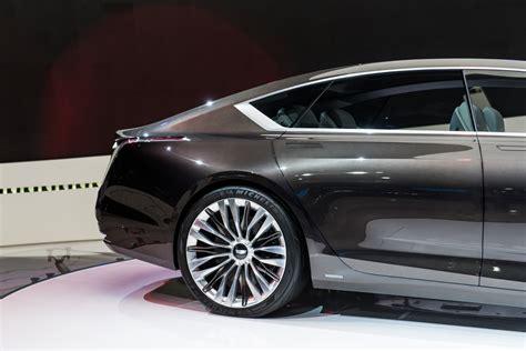 Cadillac Concept by Cadillac Escala Concept At La Auto Show Gm Authority