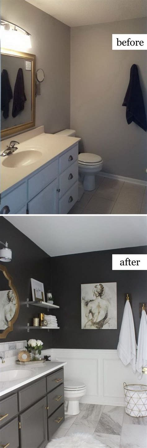 bathroom ideas remodel 10 before and after bathroom remodel ideas for 2016 2017