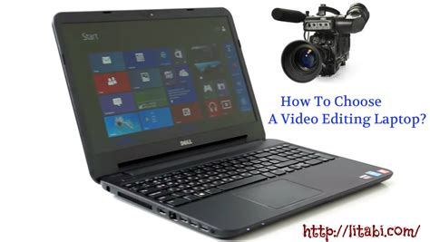 best for how to choose a laptop for editing