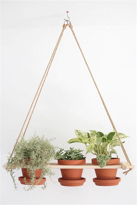 hanging planters diy 25 best ideas about hanging planters on diy