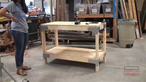 make a woodworking bench plans to build wood workbench kits pdf plans