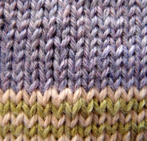 what is the stockinette stitch in knitting file stockinette exle front jpg wikimedia commons