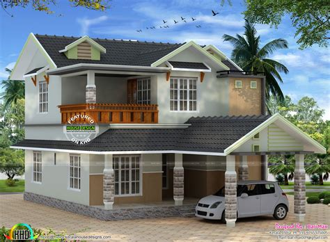home design kerala 2015 october 2015 kerala home design and floor plans