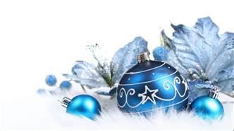 blue ornaments balls decorations blue holliday decorations