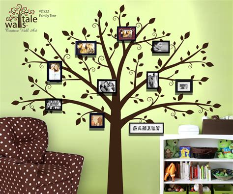 nursery tree stickers for walls large photo tree wall decal for nursery family tree