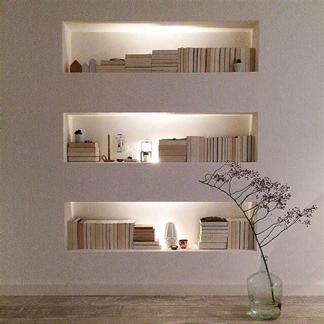 nichos para decorar nichos luminosos para decorar tu casa tendencias 2017 2018
