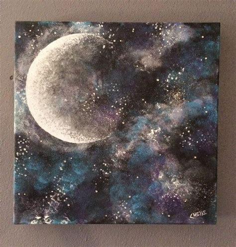 acrylic painting a galaxy best 25 galaxy painting ideas on galaxy
