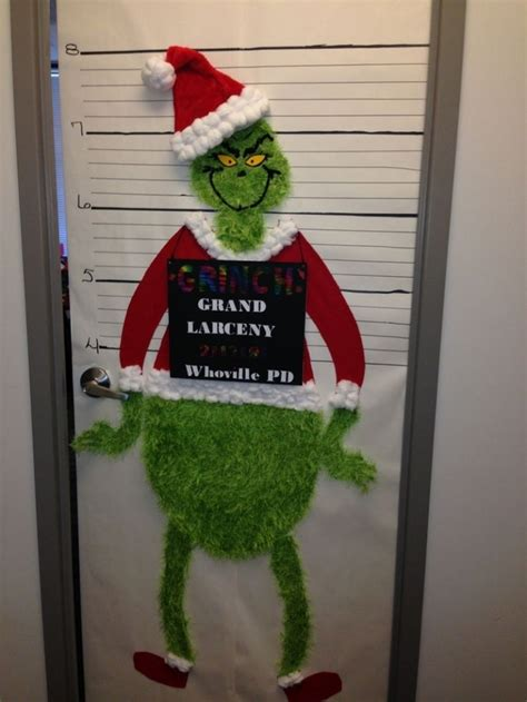 decoration ideas for the office door decorations ideas for the office the grinch