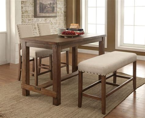kitchen table counter best 20 counter height dining table ideas on