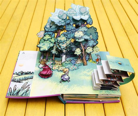 how to make a pop up picture book then the quite out of breath said to