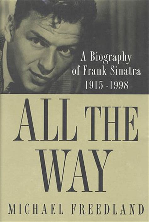a picture book of frank all the way a biography of frank sinatra 1915 1998 by