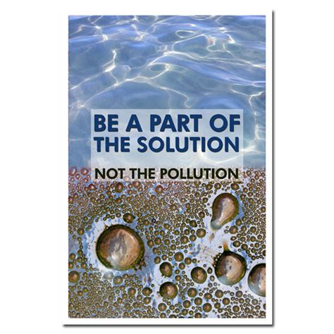ai wp435   be a part of the solution   water pollution