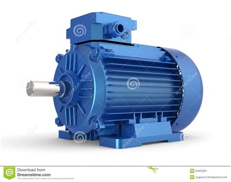 Electric Motor Engine by Electrical Engine Stock Image Image 23402261