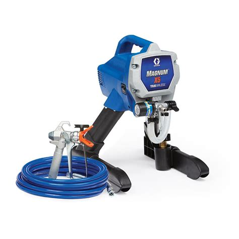 home depot exterior paint sprayers graco magnum x5 airless paint sprayer 262800 the home depot