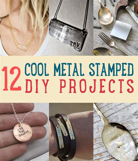 metal jewelry ideas metal sting projects diy projects craft ideas how to