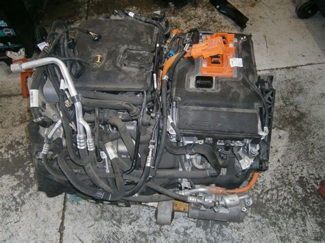 Bmw I3 Engine by 14 16 Bmw I3 Engine Electric Motor Power Inverter Oem