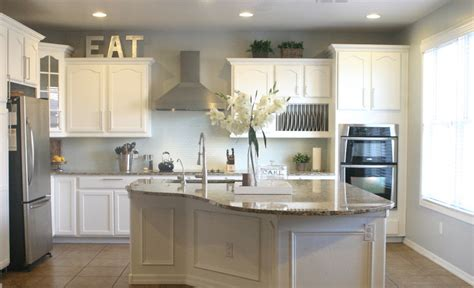 colors for kitchen with white cabinets white kitchen wall cabinets newsonair org