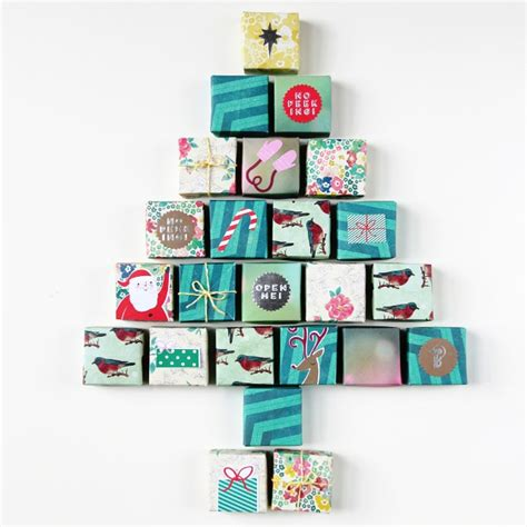 origami advent calendar diy origami box advent calendar gathering