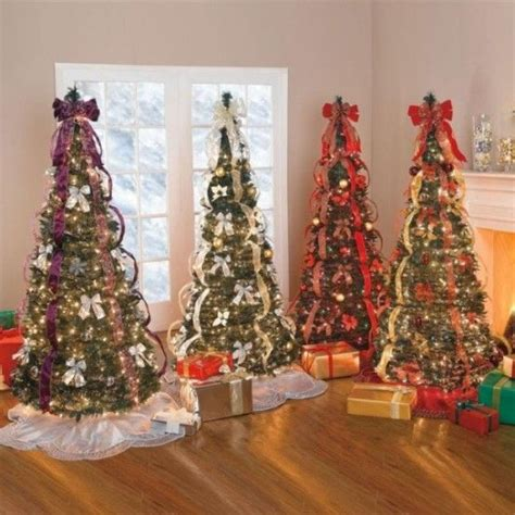 predecorated tree pre decorated trees photograph pre decorated chr