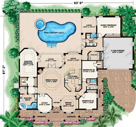 lanai house plans free home plans house plans with lanai