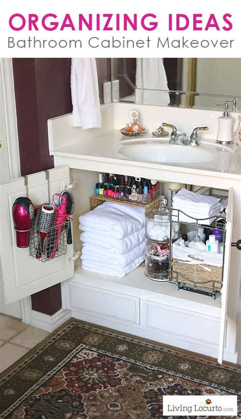 Bathroom Cabinet Makeover Ideas by 40 Simply Marvelous Bathroom Organization Ideas To Get Rid