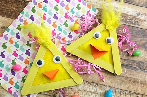 easy popsicle stick crafts for craft create cook easy easter popsicle stick craft