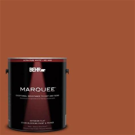 behr paint colors nutmeg behr marquee 1 gal s h 230 ground nutmeg flat exterior