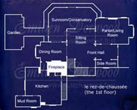 halliwell manor floor plan plans architecturaux plans de maison and 201 tages on