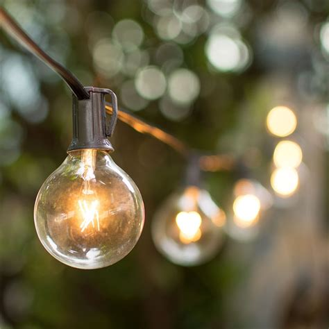 outdoor large bulb string lights big bulb patio string lights 10 adventages of big bulb