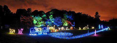 zoo miami zoo lights zoo lights roundup drive the nation