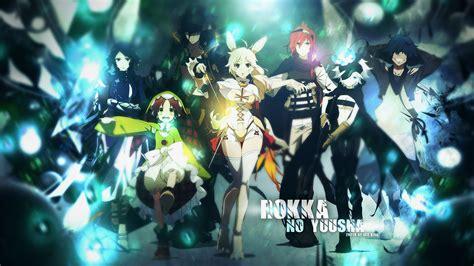 rokka no yuusha rokka no yuusha season 2 release date otaku giveaways