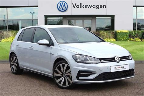 Used Volkswagen Golf Tdi by Used Volkswagen Golf 2 0 Tdi R Line 5dr For Sale What