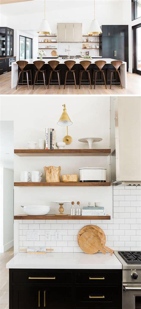open shelving in kitchen ideas best 25 open shelving ideas on interiors