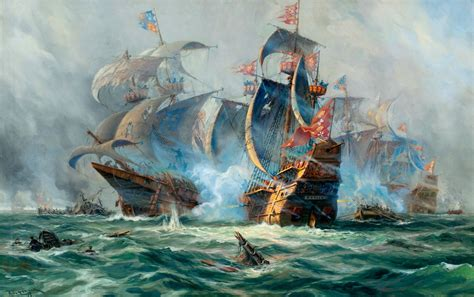 best battle ship paintings collection history labs forum