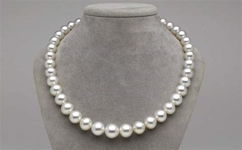sea bead necklace pearl sizes the ultimate pearl size comparison guide w