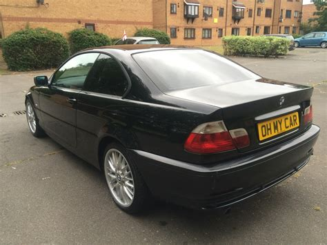 2002 Bmw 3 Series Coupe by 2002 02 Reg Bmw 3 Series Coupe 318 Ci 2dr Automatic