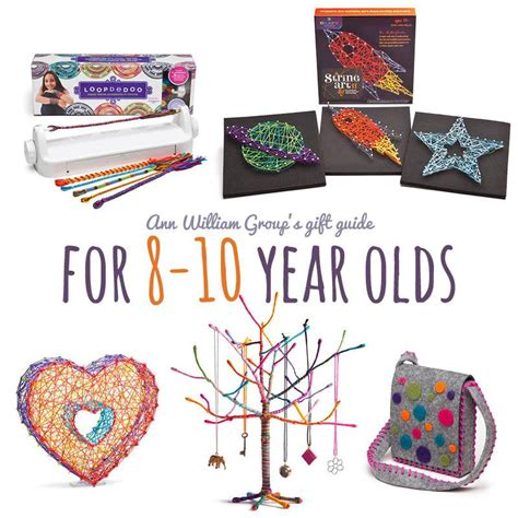 year craft ideas for crafty gift ideas for the 8 to 10 year on your list
