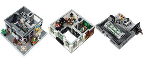 Front Foyer lego lego creator brick bank 10251 5702015591058