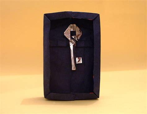 key origami key ted darwin gilad s origami page