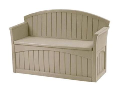 plastic patio bench the best 28 images of plastic storage bench best 10
