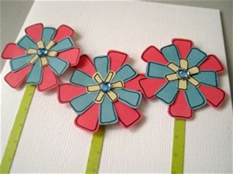 how to make paper flowers for greeting cards how to make paper roses free tutorial on how to make