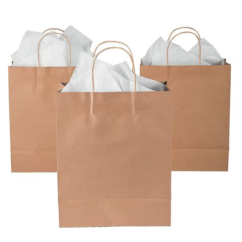 craft paper gift bags large brown kraft paper gift bags trading