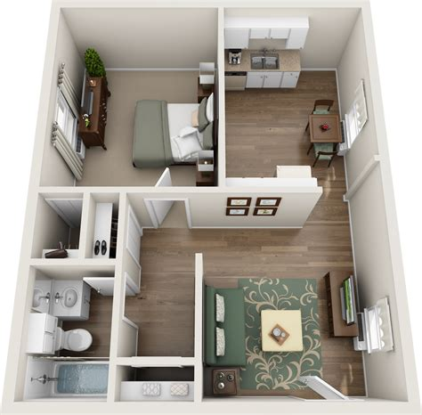 floor plans for one bedroom apartments one bedroom floor plans northfield lodge apartments
