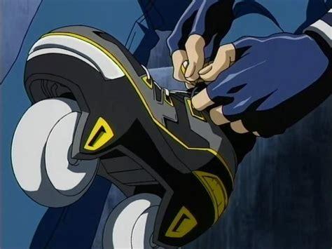 air gear review air gear anime impressions basugasubakuhatsu