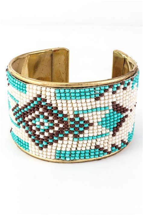 patterns for seed bead bracelets seed bead pattern cuff bracelet bracelets
