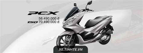 Giá Pcx 2018 by Honda Việt Nam C 244 Ng Bố Gi 225 B 225 N Pcx 2018 125cc 56 49 Triệu