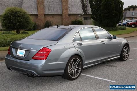 Mercedes S Class 2008 by 2008 Mercedes S Class For Sale In The United States