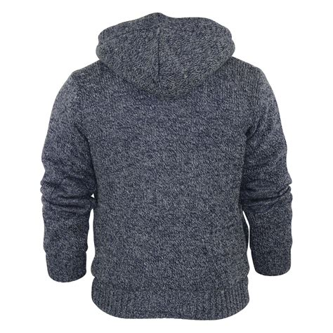 wow knit inc mens hooded cardigan jumper tokyo laundry watson twist